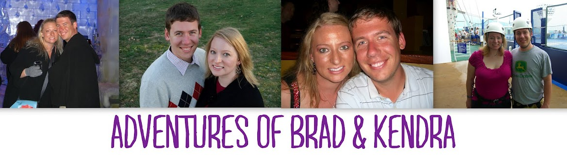 Adventures of Brad &amp; Kendra