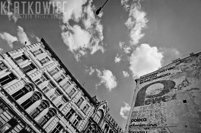 Łódź: mural Pewex