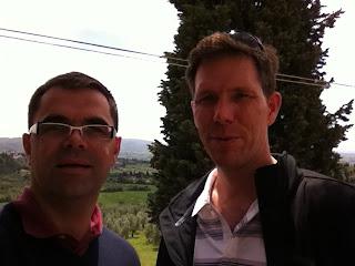 Con Michael Gould