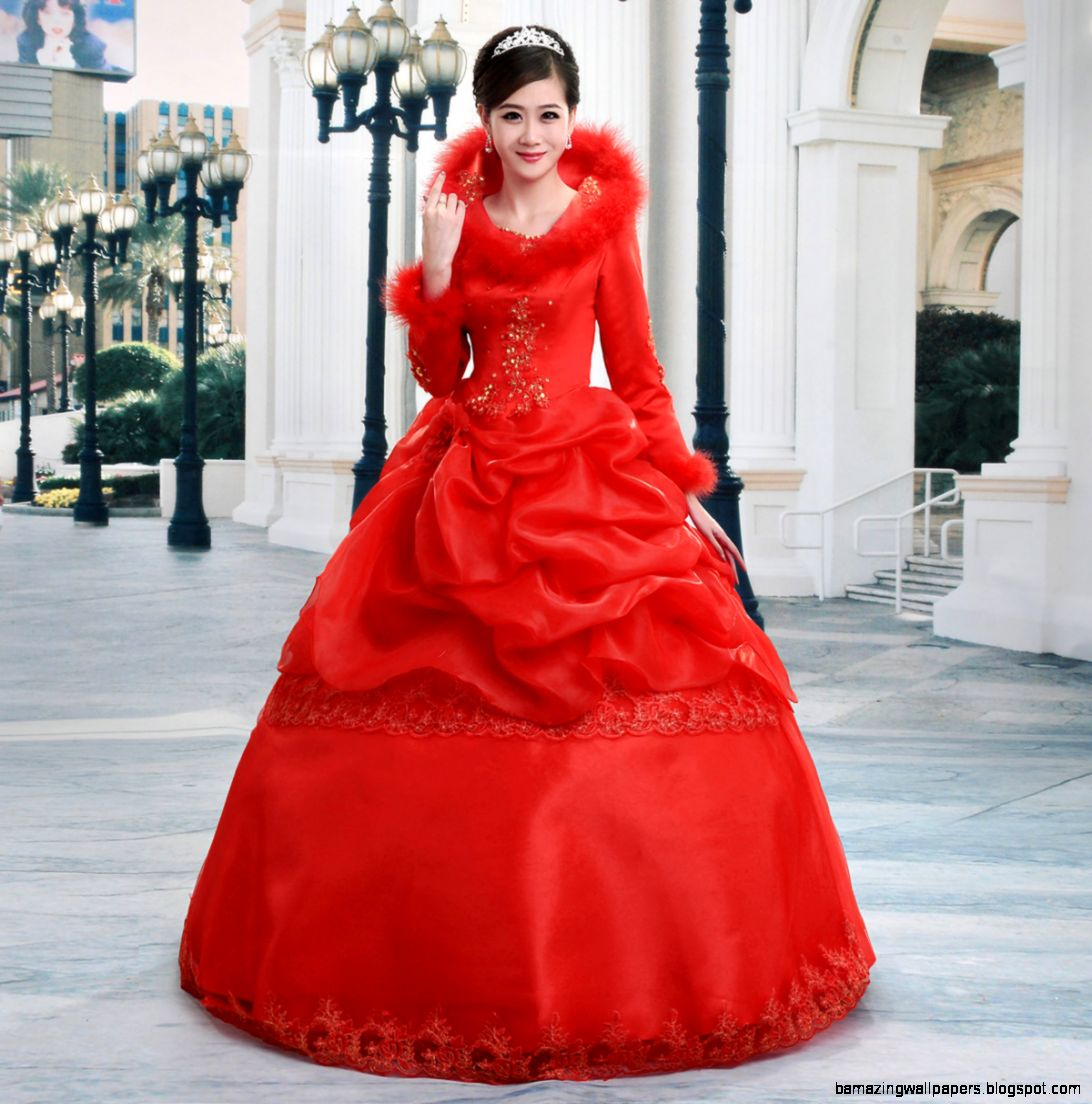Top 10 Ideas dresses for winter wedding   Fashion Trends