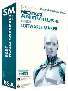 ESET NOD32 Antivirus & Smart Security 6.0.308.0 Full + Crack ใ ช ไ ด 10