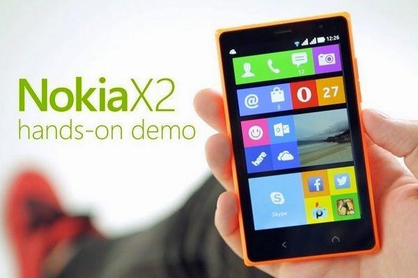Nokia X2 photo