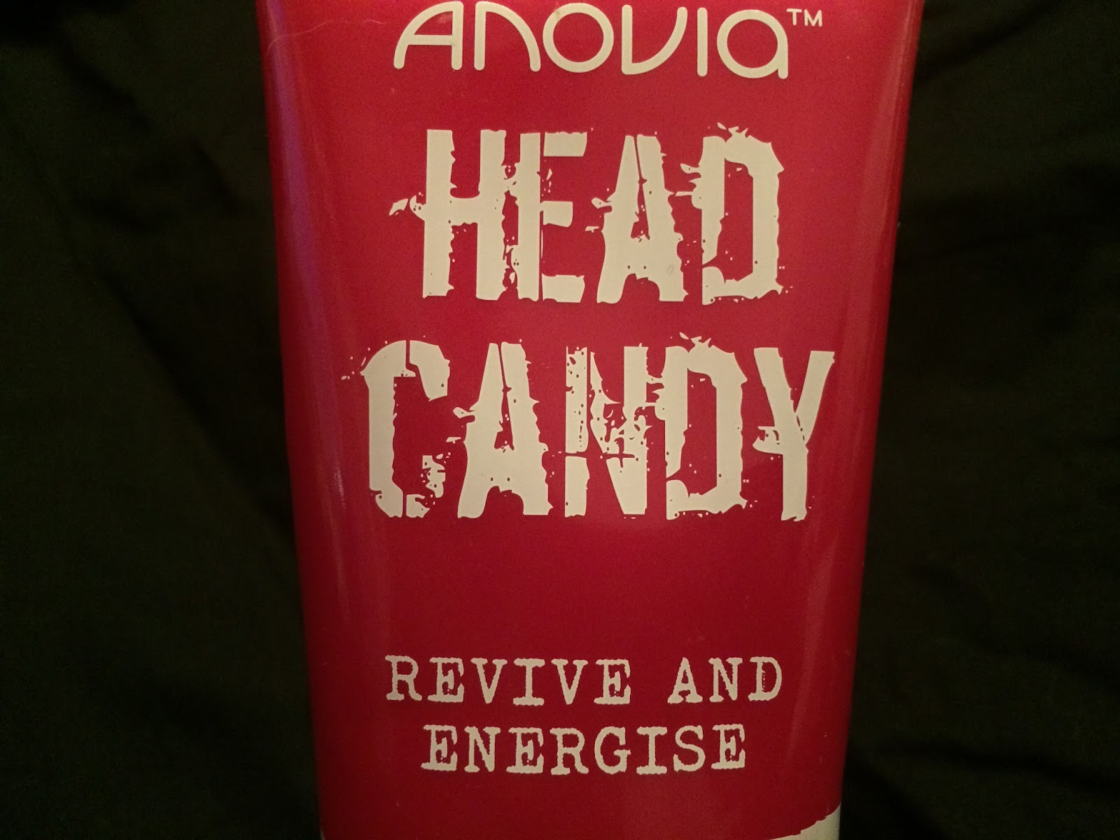 Head Candy Revive and Energise Shampoo by Anovia