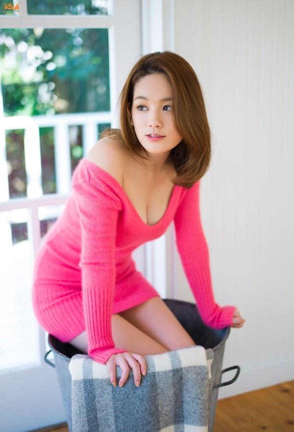 Ảnh gái đẹp HD Miwako Kakei Idol 9x nhật bản 8
