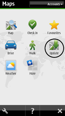 New Nokia maps feature