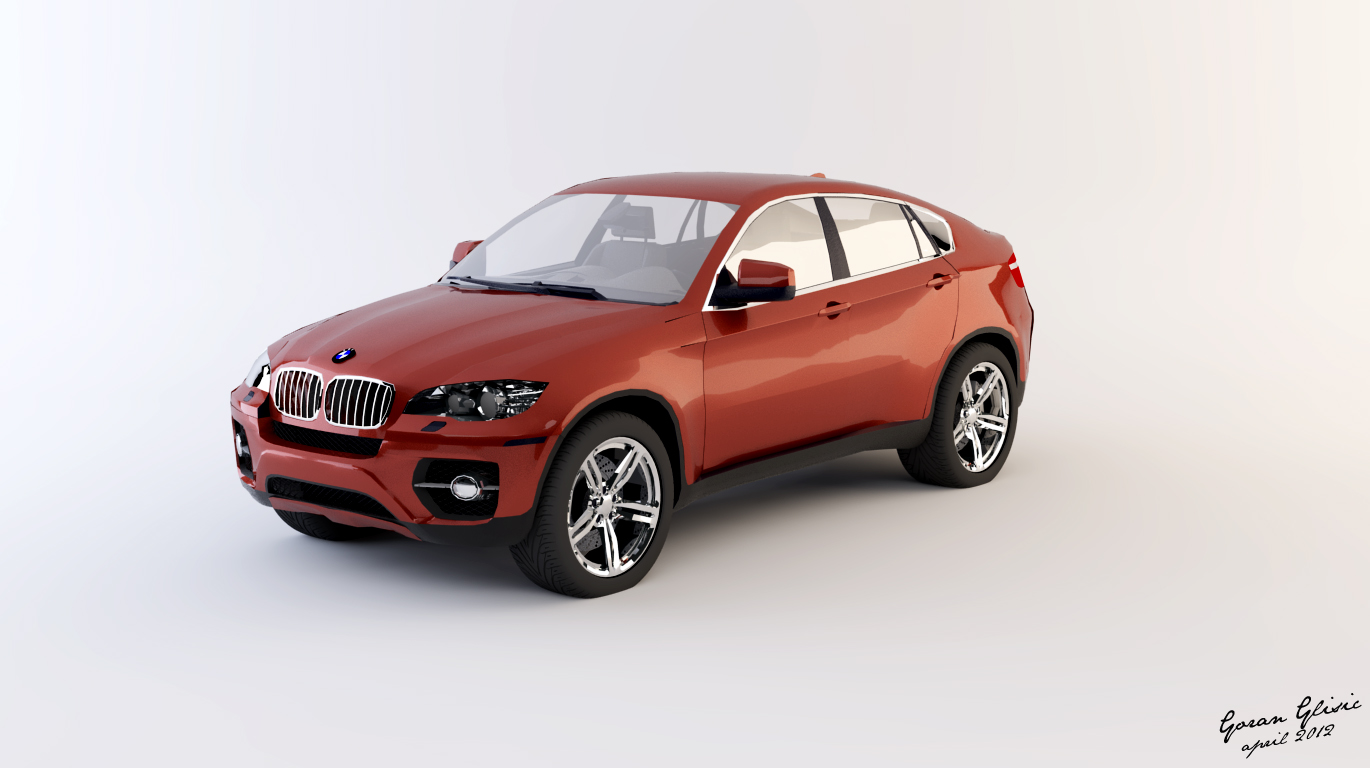 Goran Glišić | Gallery | Bmw+x6+by+goran+glisic