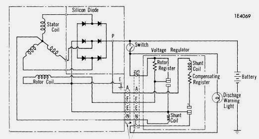 Funky Lucas Voltage Regulator Wiring Diagram Inspiration   Schematic .