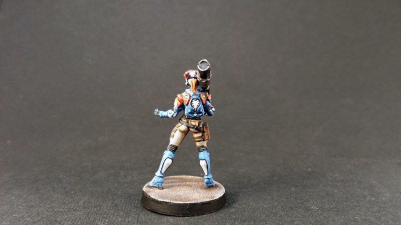 NEOTERRA BOLTS - PANOCEANIA - INFINITY THE GAME - MISSILE LAUNCHER 4
