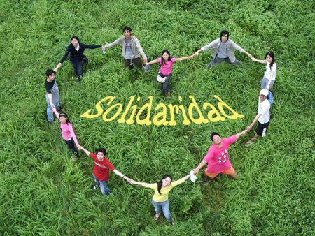 Un análisis del concepto delvalor de la solidaridad nos ofrece los
