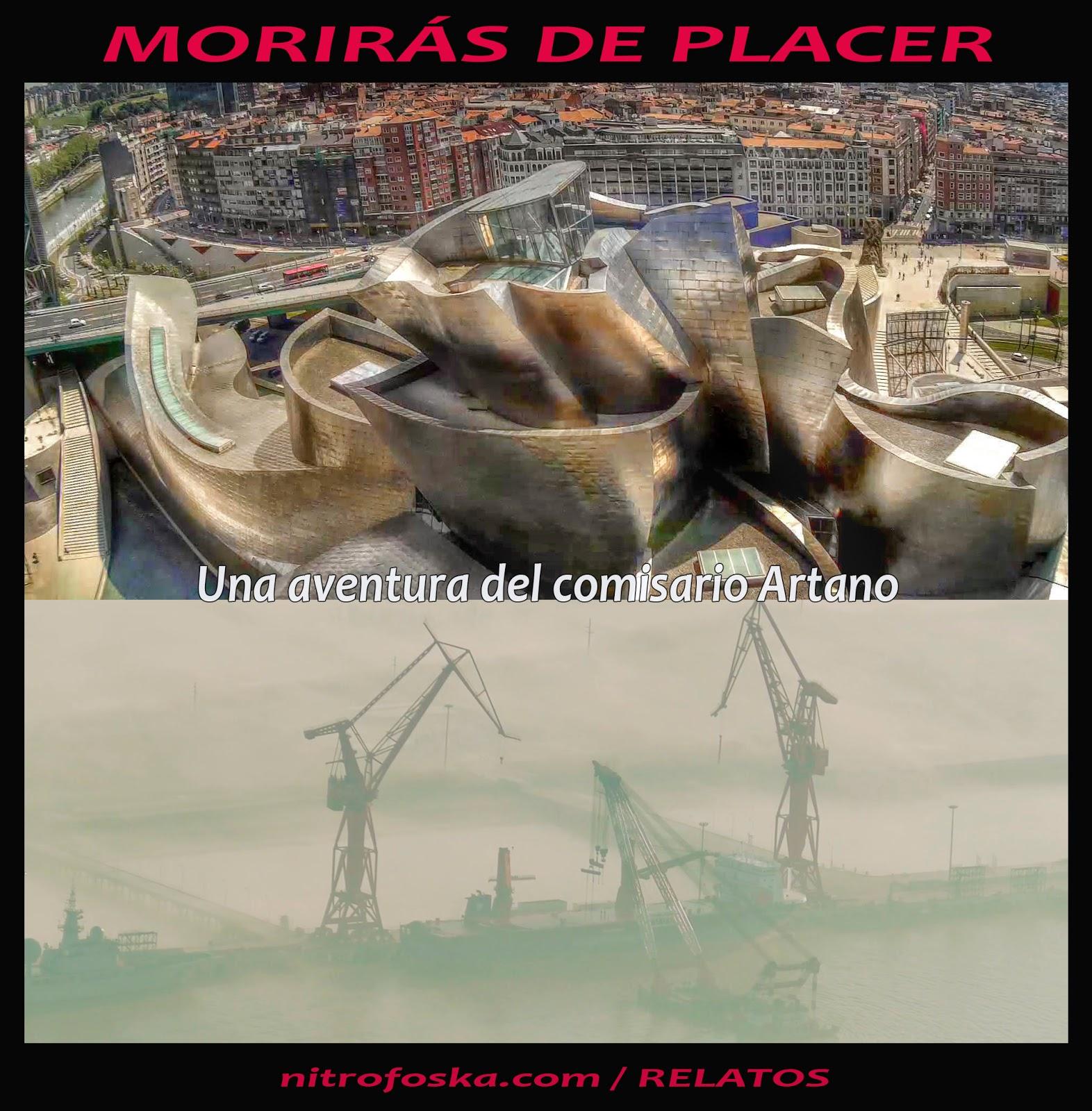 MORIRÁS DE PLACER