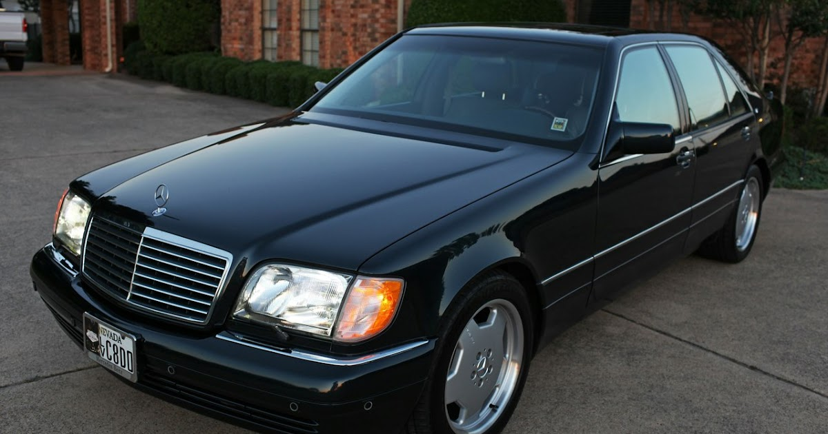 mercedes benz w140 s600 on amg monoblocks benztuning. Black Bedroom Furniture Sets. Home Design Ideas