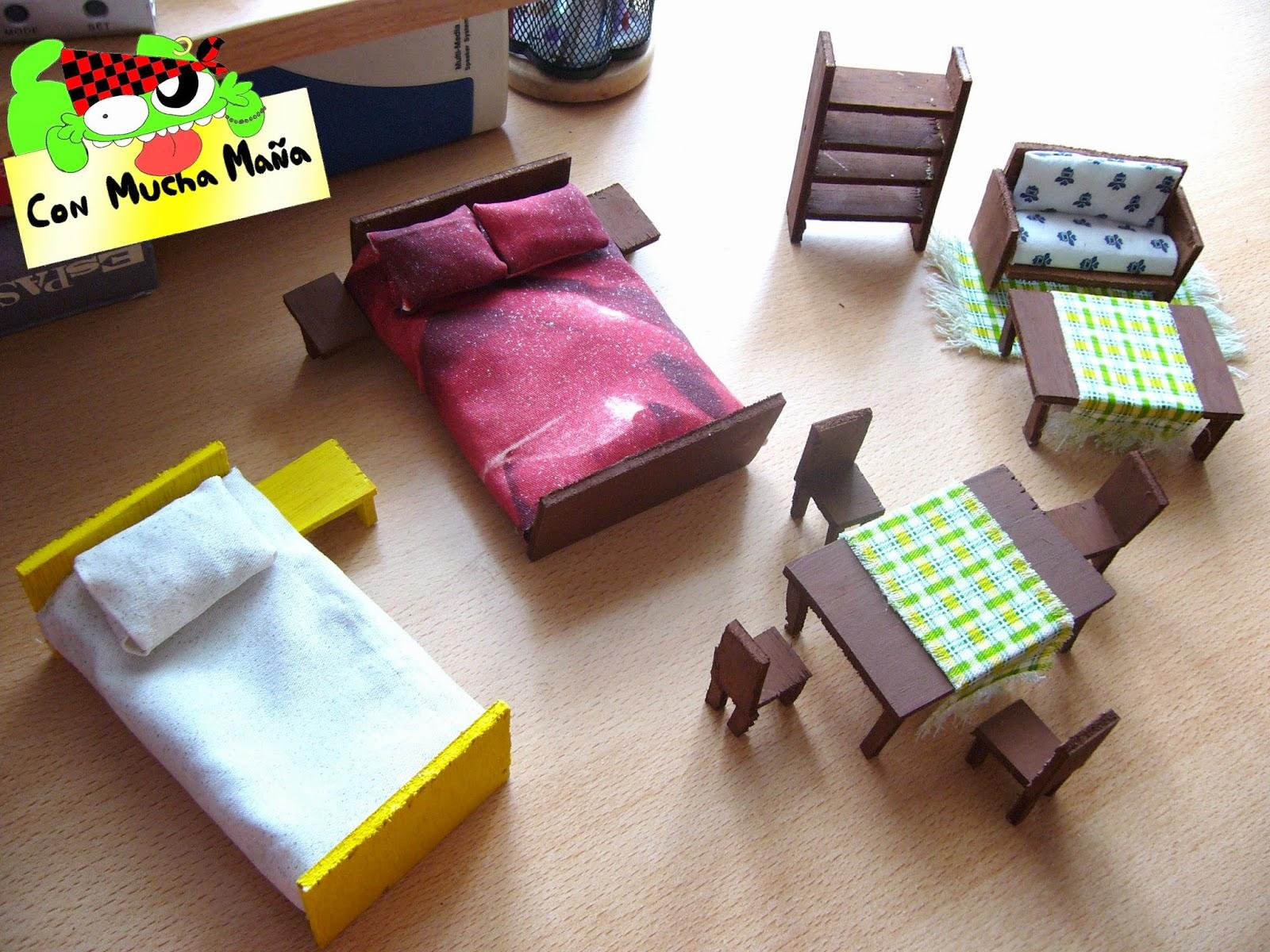 Muebles casa de munecas manualidades 20170718234311 for De casa muebles