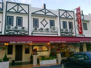 Hotel Murah Dekat Legoland - Rose Cottage Hotel Taman Nusa Cemerlang