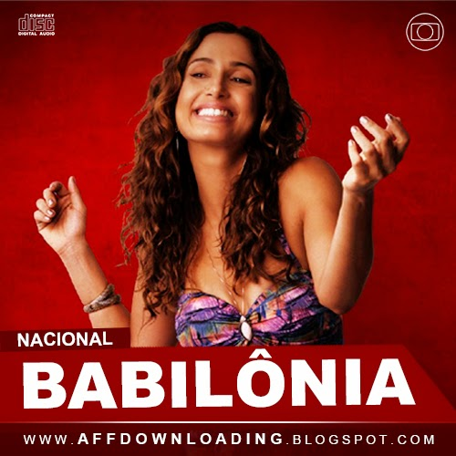 CD Trilha Sonora - Babilônia - Nacional - 2015