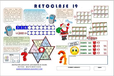 Sudoku, Variantes del Sudoku, Sudoku Estrella, Juego de Números, Jeroglíficos, Retos Matemáticos, Desafíos Matemáticos, Problemas de Ingenio, Problemas de Lógica