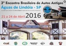 3° ENCONTRO BRASILEIROS DE AUTOS ANTIGOS