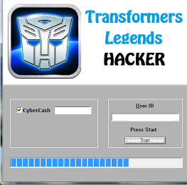 Transformers Legends Hacks v 2.2.4 July 2013 | Computer Hacking Tools