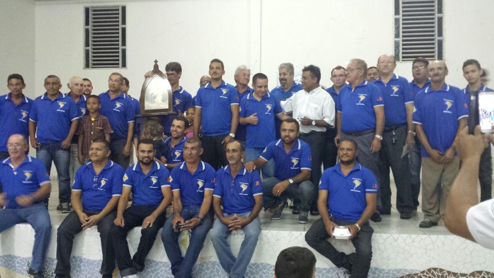 Coordenação Arquidiocesana do Terço dos Homens /JP