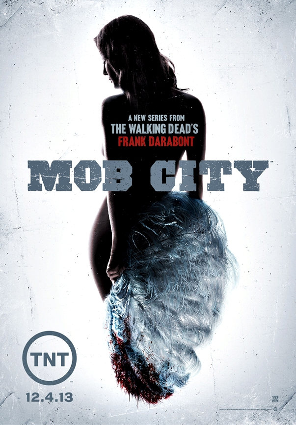 Póster de Mob City (Temporada 1)