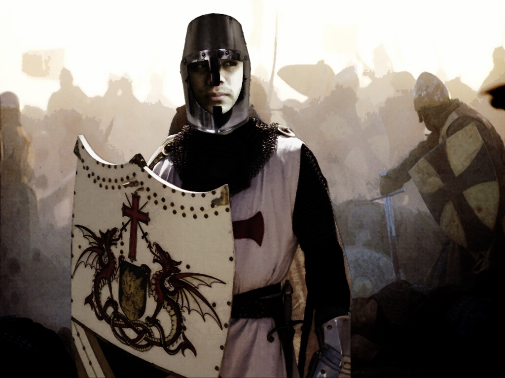 Beyond borders knights templar the hidden side for The knights templat