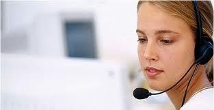 atendente de call center