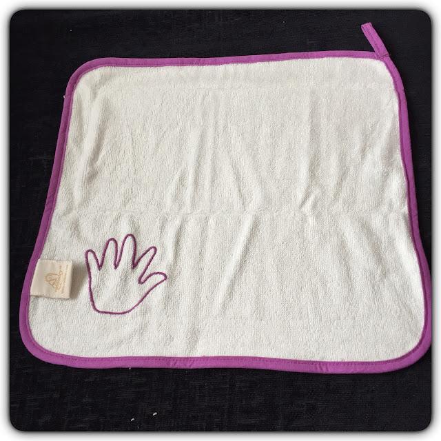cuddledry bamboo hand towel