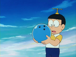 Gambar Nobita and the Steel Troops (1986)