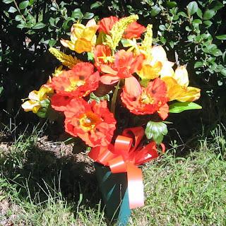 Order an Autumn Cemetery Cone
