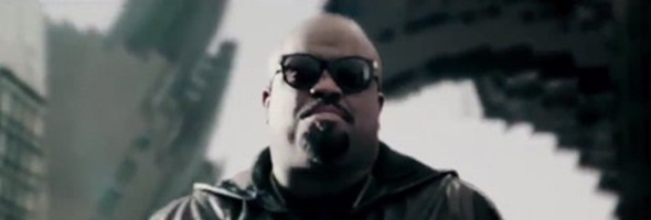 Cee Lo Green video Lauriana Mae Skylar Grey 2013 Only You