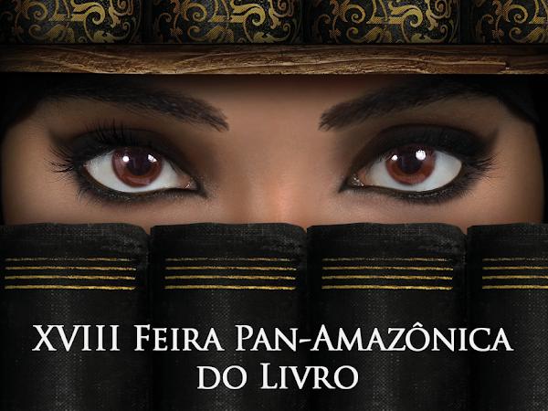 Hoje: Roberta Spindler de Contos de Meigan na Feira Pan-Amazônica do Livro