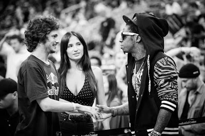 fotos de lil wayne en la street league