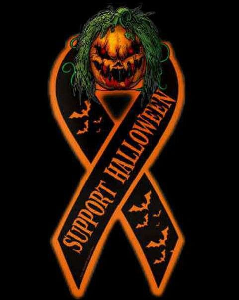 Support Halloween