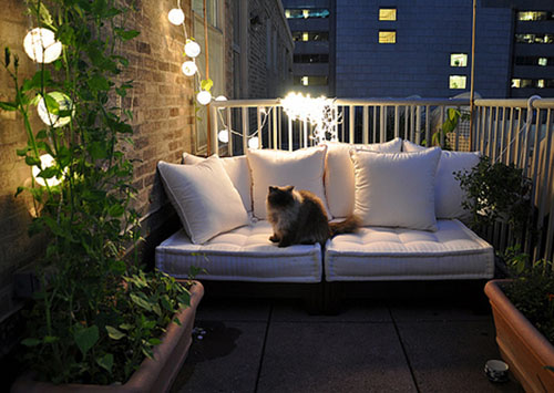 Apartment Small Balcony Ideas