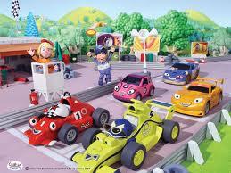 Roary Arabaları Yumurcak Tv Oyunu