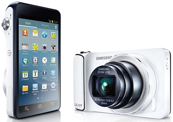 Samsung Galaxy Camera To Hit UK On November 8th