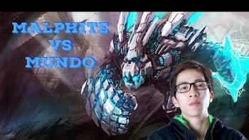 [Rank Hàn] ViruSs cầm Malphite đối đầu Dr.Mundo