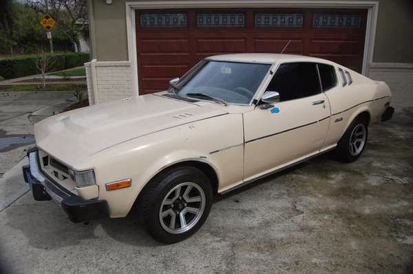 Daily Turismo 5k Another One So Soon 1976 Toyota Celica Liftback