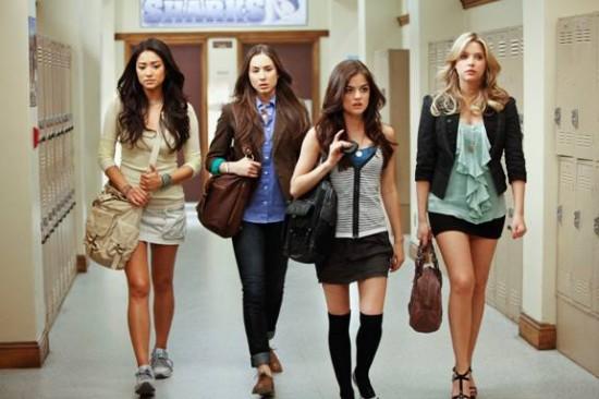 Las chicas de Gossip Valley se separan