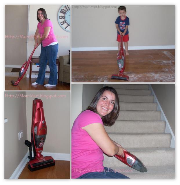 Hoover Presto 2-in-1 Cordless Stick Vacuum