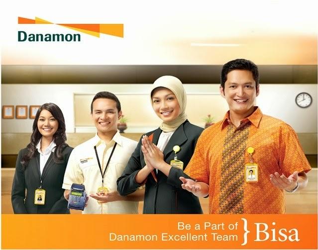 6 Lowongan Kerja PT Bank Danamon Indonesia Terbaru Mulai Bulan JANUARI 2015