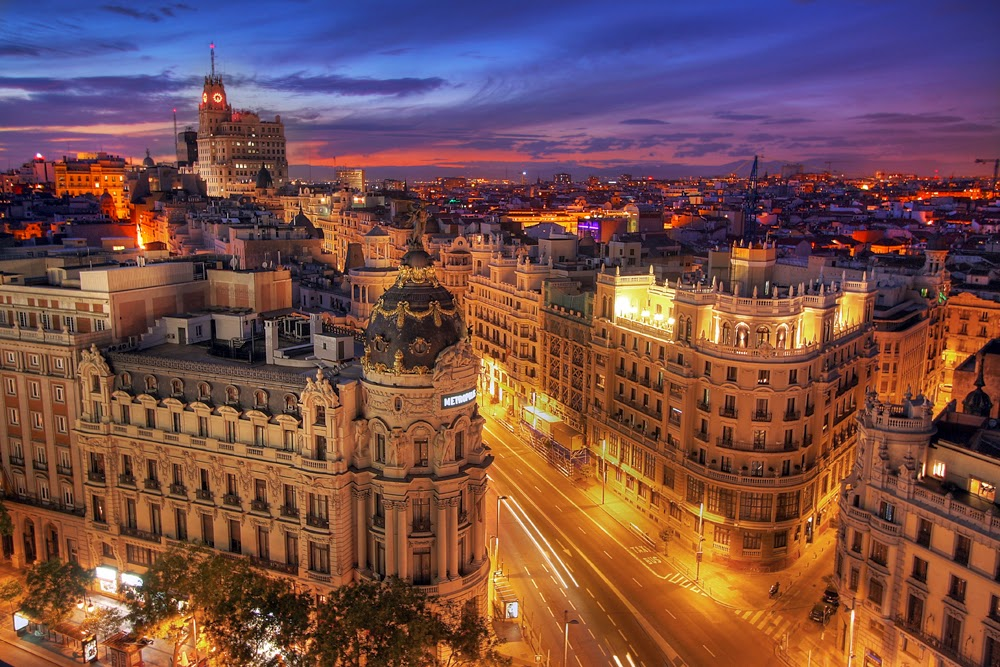 Where Is The Best Place To Stay In Madrid Spain