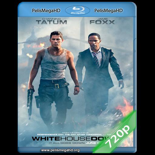 LA CAIDA DE LA CASA BLANCA (2013) 720P HD MKV ESPAÑOL LATINO