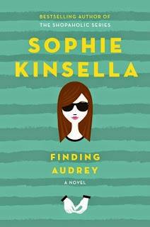 Finding Audrey book cover