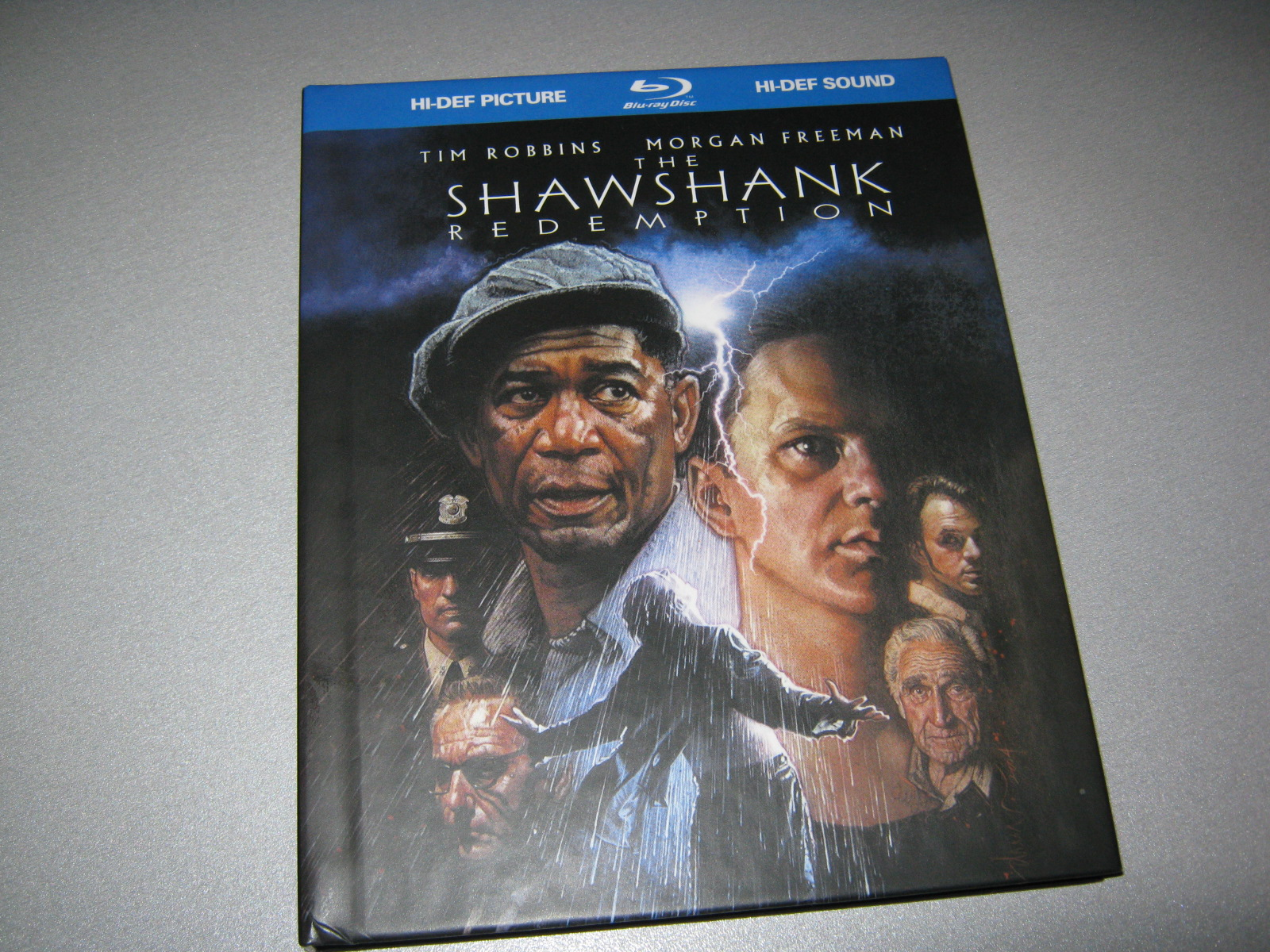 the shawshank redemption the importance of The shawshank redemption encourage the viewer to identify with the central characters values and attitudes one value expressed in the shawshank redemption is that of hope while andy firmly believes that hope is a good thing, because it keeps you holding on and it can't be taken from you.