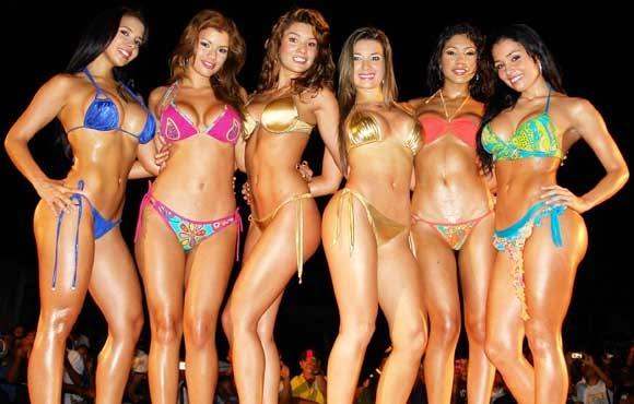 amateur women mooning nude