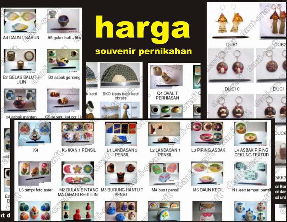 Harga Souvenir, Daftar Harga Souvenir Pernikahan, Tips, Trik, Tutorial