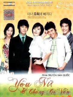 Yêu Nữ Và Chàng Cố Vấn - Ma Nữ Yoo Hee - A Witch In Love - 16 Tập Thuyết Minh