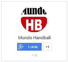 Mundo Handball, ahora también en Google+