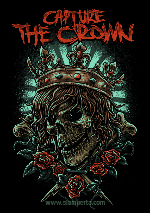 Capture The Crown Facebook Cover