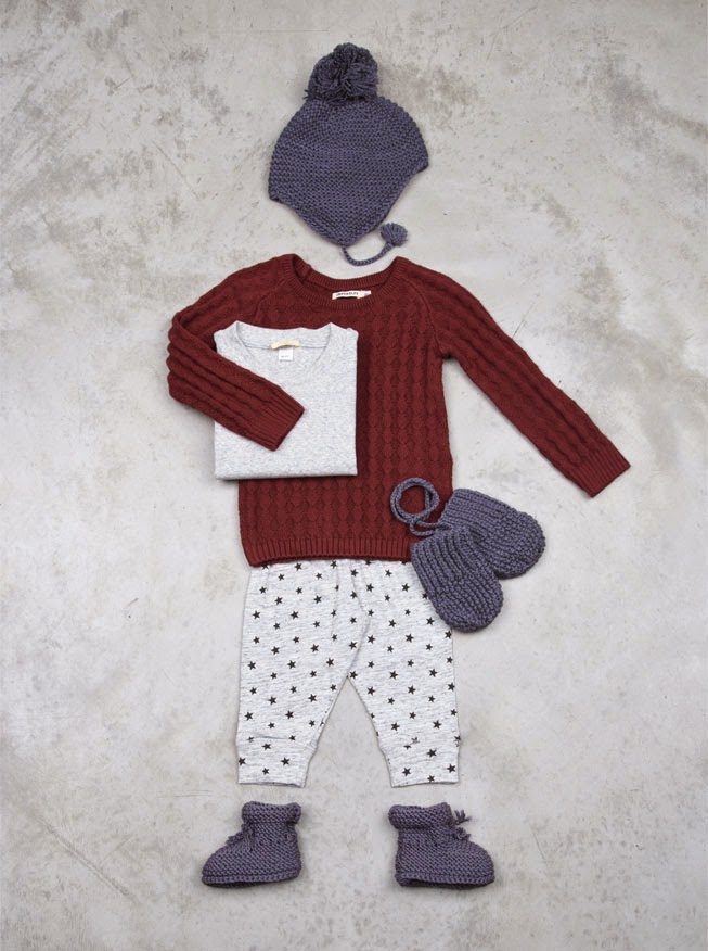 Baby fashion in Elias & Grace kidswear store